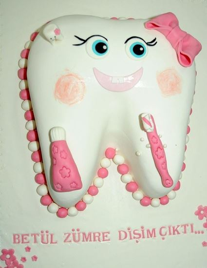 İlk Diş Pastası #4 resmi