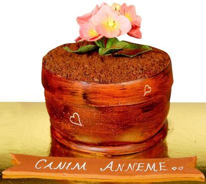 Anneler Günü Pastası #2 resmi