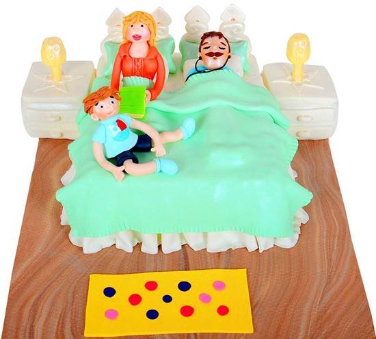 Babalar Günü Pastası #4 resmi