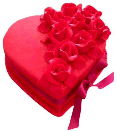 Sevgililer Günü Pastası #11 resmi