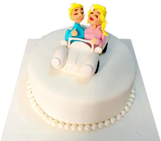 Sevgililer Günü Pastası #14 resmi