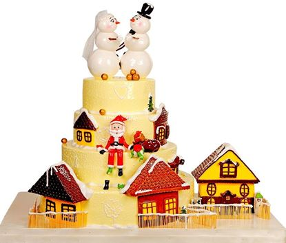 Yeni Yıl Pastası #2 resmi