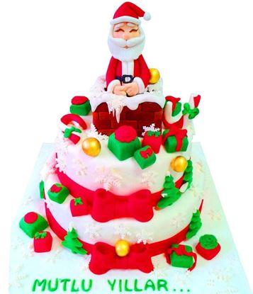 Yeni Yıl Pastası #4 resmi