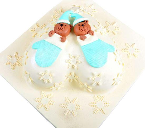 Yeni Yıl Pastası #8 resmi