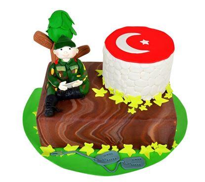 Asker Pastası #4 resmi