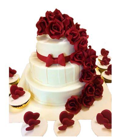 Nişan - Düğün Pastası kategorisi için resim