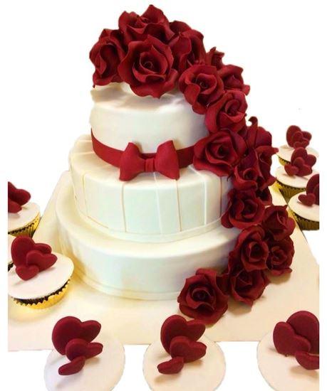 Nişan - Düğün Pastası #1 resmi