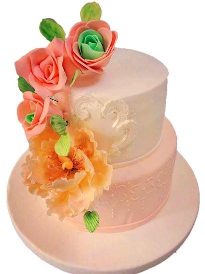 Nişan - Düğün Pastası #3 resmi