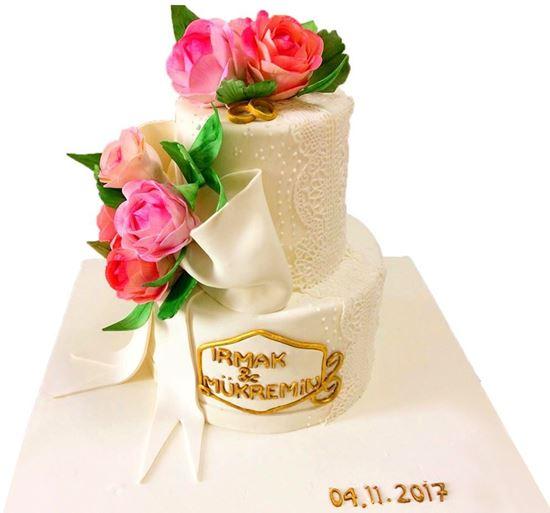 Nişan - Düğün Pastası #4 resmi