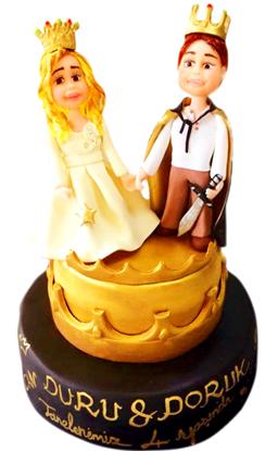 Nişan - Düğün Pastası #6 resmi