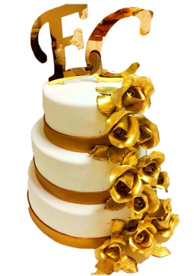 Nişan - Düğün Pastası #10 resmi