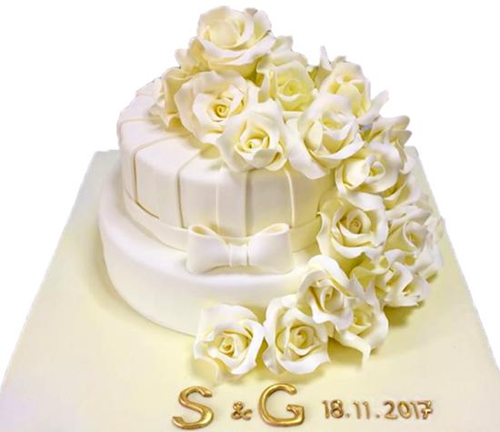 Nişan - Düğün Pastası #11 resmi