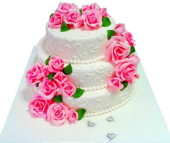 Nişan - Düğün Pastası #21 resmi