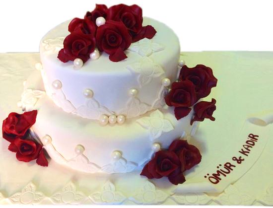 Nişan - Düğün Pastası #29 resmi