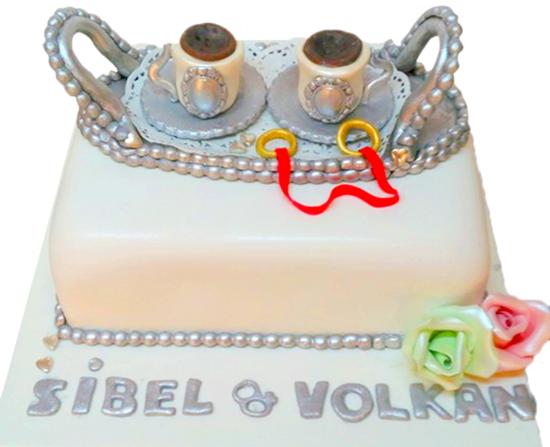 Nişan - Düğün Pastası #39 resmi
