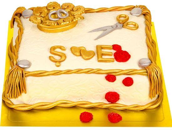 Nişan - Düğün Pastası #40 resmi