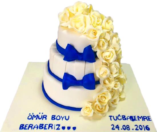 Nişan - Düğün Pastası #42 resmi