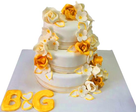 Nişan - Düğün Pastası #43 resmi