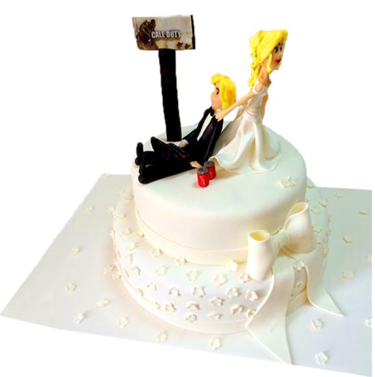 Nişan - Düğün Pastası #45 resmi