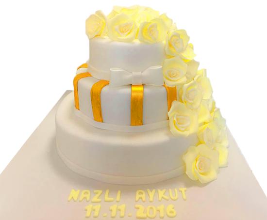 Nişan - Düğün Pastası #46 resmi