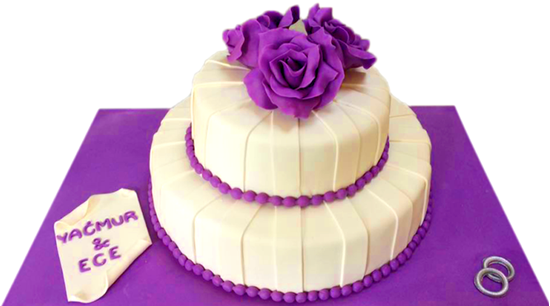 Nişan - Düğün Pastası #47 resmi