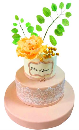 Nişan - Düğün Pastası #50 resmi