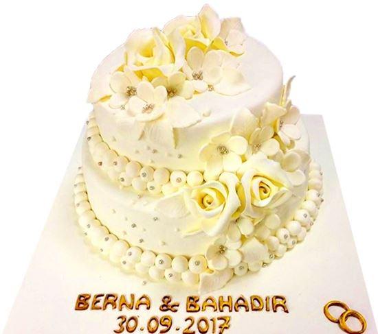 Nişan - Düğün Pastası #54 resmi