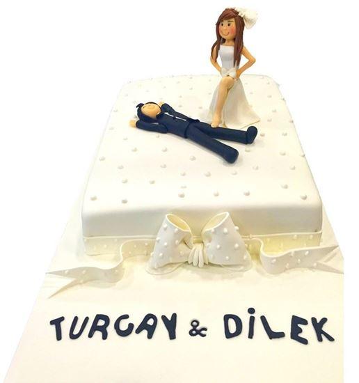 Nişan - Düğün Pastası #55 resmi
