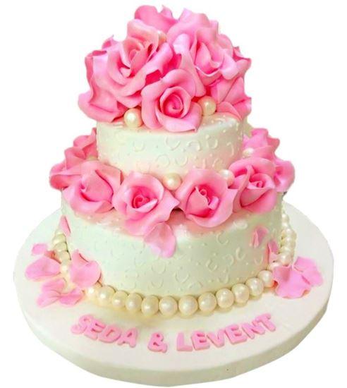 Nişan - Düğün Pastası #56 resmi