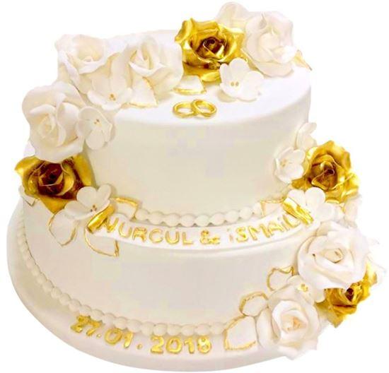 Nişan - Düğün Pastası #59 resmi