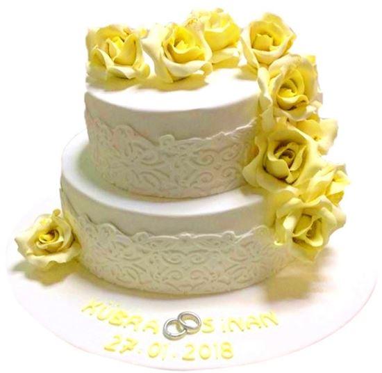Nişan - Düğün Pastası #60 resmi