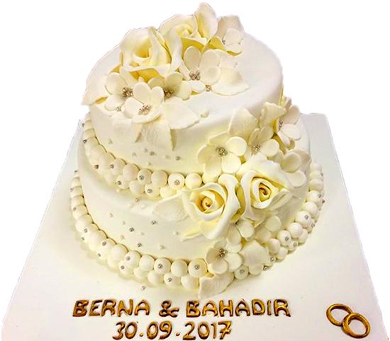 Nişan - Düğün Pastası #63 resmi