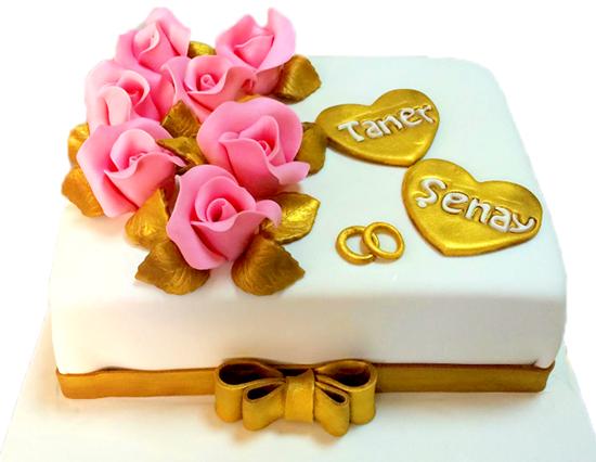 Nişan - Düğün Pastası #73 resmi