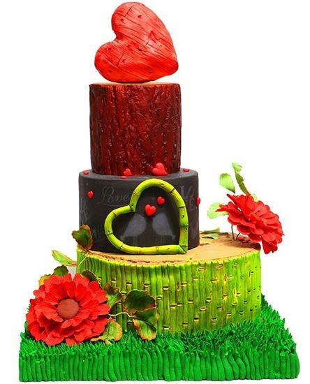 Nişan - Düğün Pastası #75 resmi