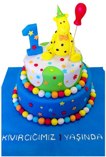 İlk Yaş Pastası #15 resmi