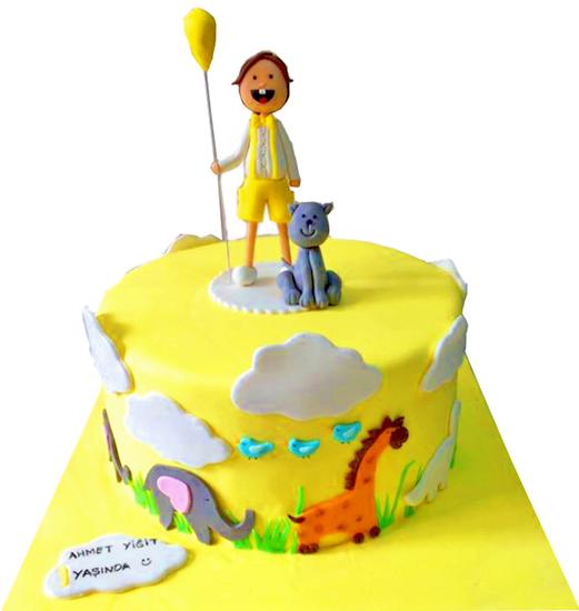 Çocuk Pastası #81 resmi