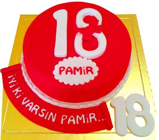 Yetişkin Pastası #15 resmi