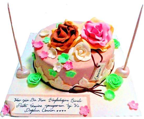 Yetişkin Pastası #85 resmi