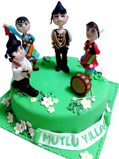 Yetişkin Pastası #12 resmi