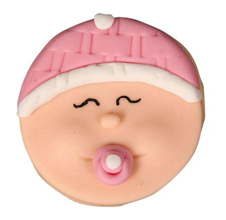 Baby Shower Kurabiyeleri kategorisi için resim