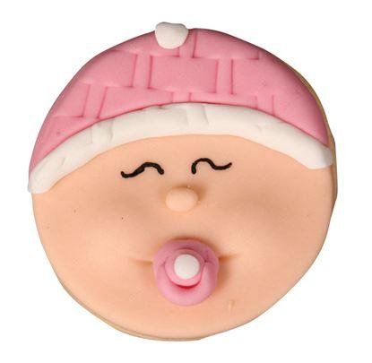 Baby Shower Kurabiyesi #2 resmi