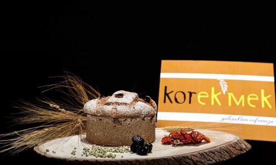Domates-Zeytin-Kekikli Ekmek (500 gr) resmi